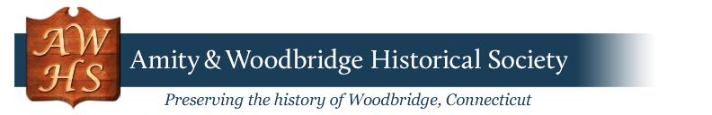 Amity Woodbridge Historical Society